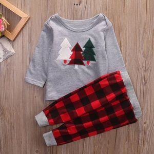 NWT Alpine Flannel Style pajamas for boys or girls